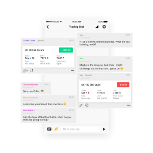 Pelican Trading App